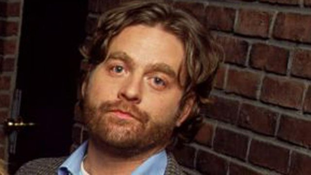 Zach Galifianakis Biebert veri