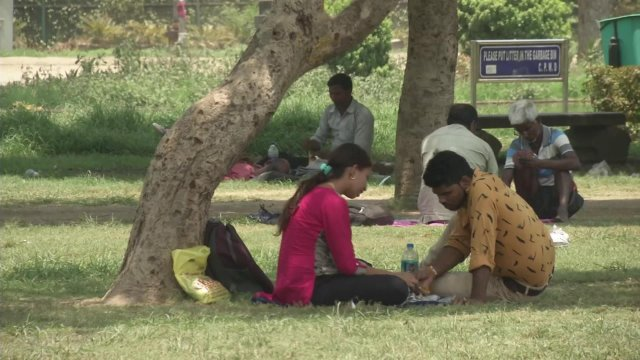 India: 45 celsius fok árnyékban